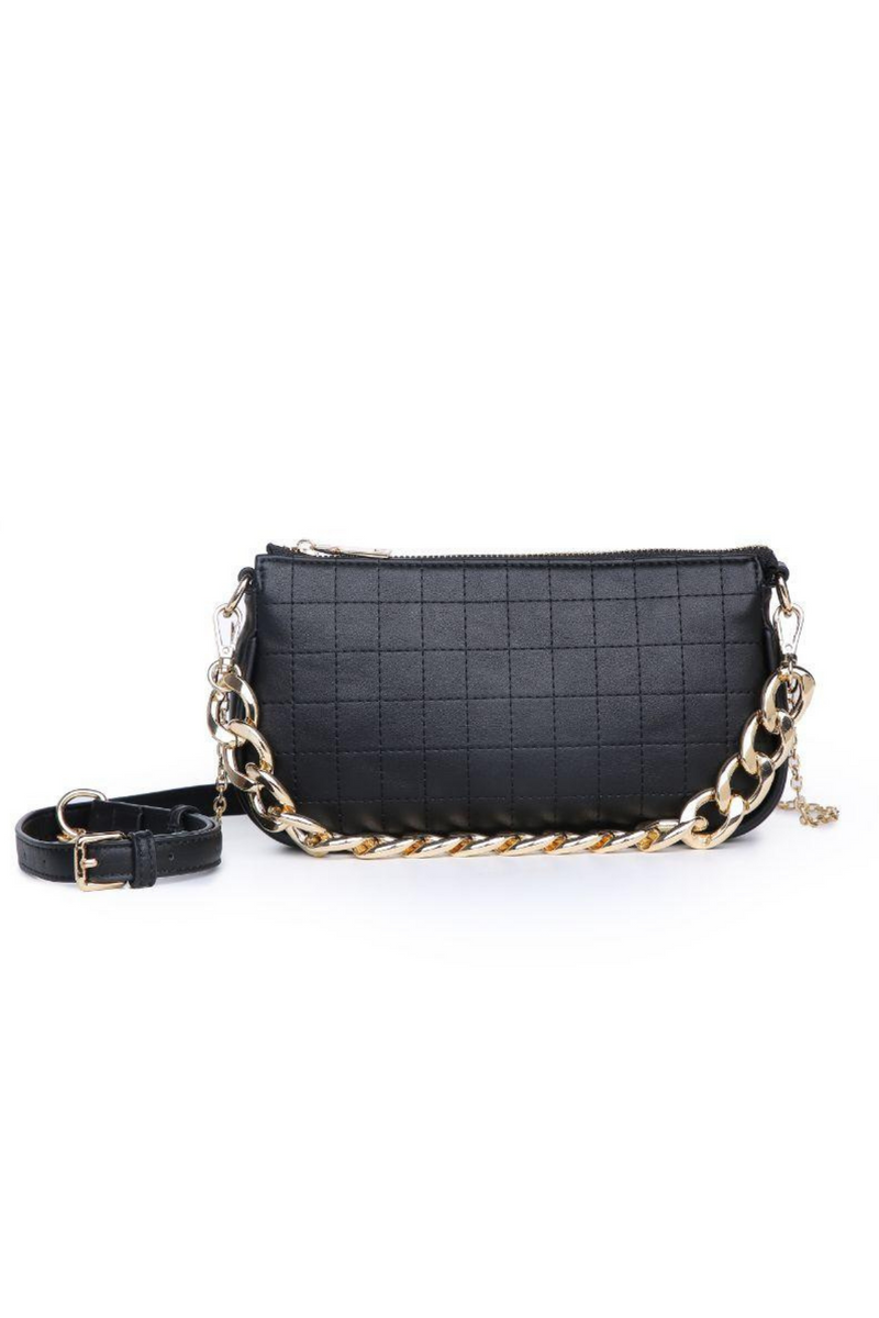 Jeri Chain Shoulder Bag