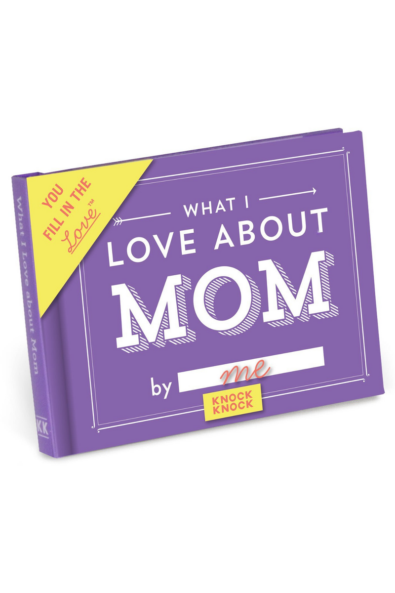 Knock Knock FITL Book: Mom