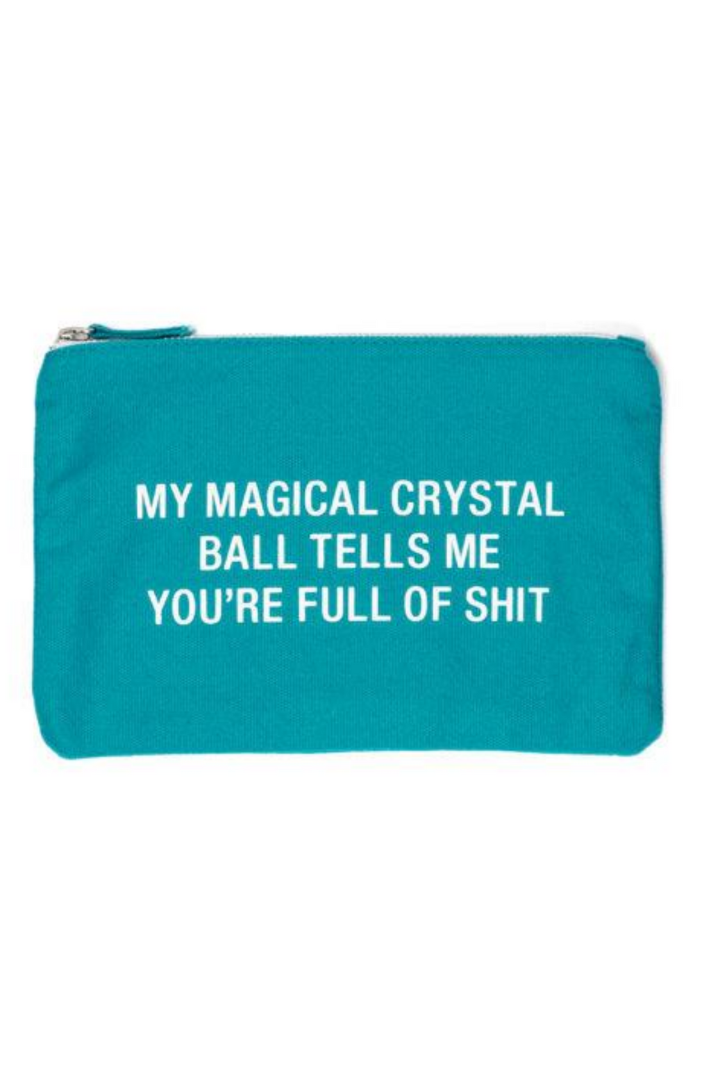 Crystal Ball Cosmetic Bag