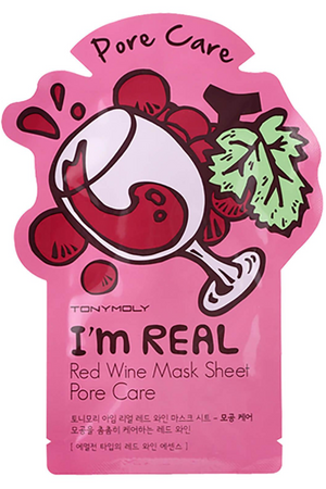 TONYMOLY Red Wine Sheet Mask