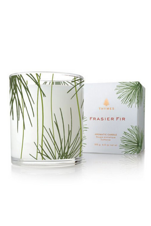 Frasier Fir Pine Needle Boxed Candle