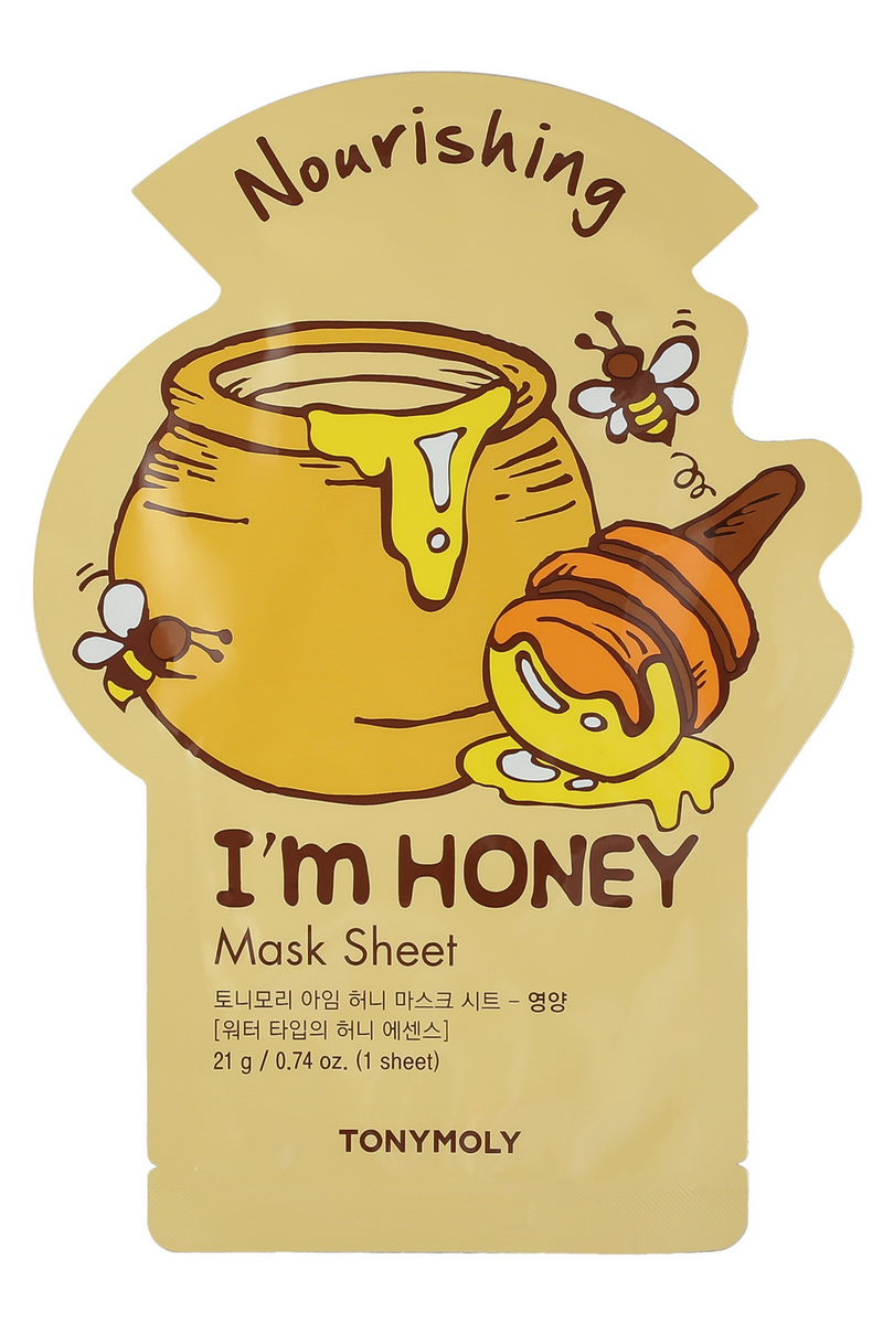 TONYMOLY Honey Sheet Mask