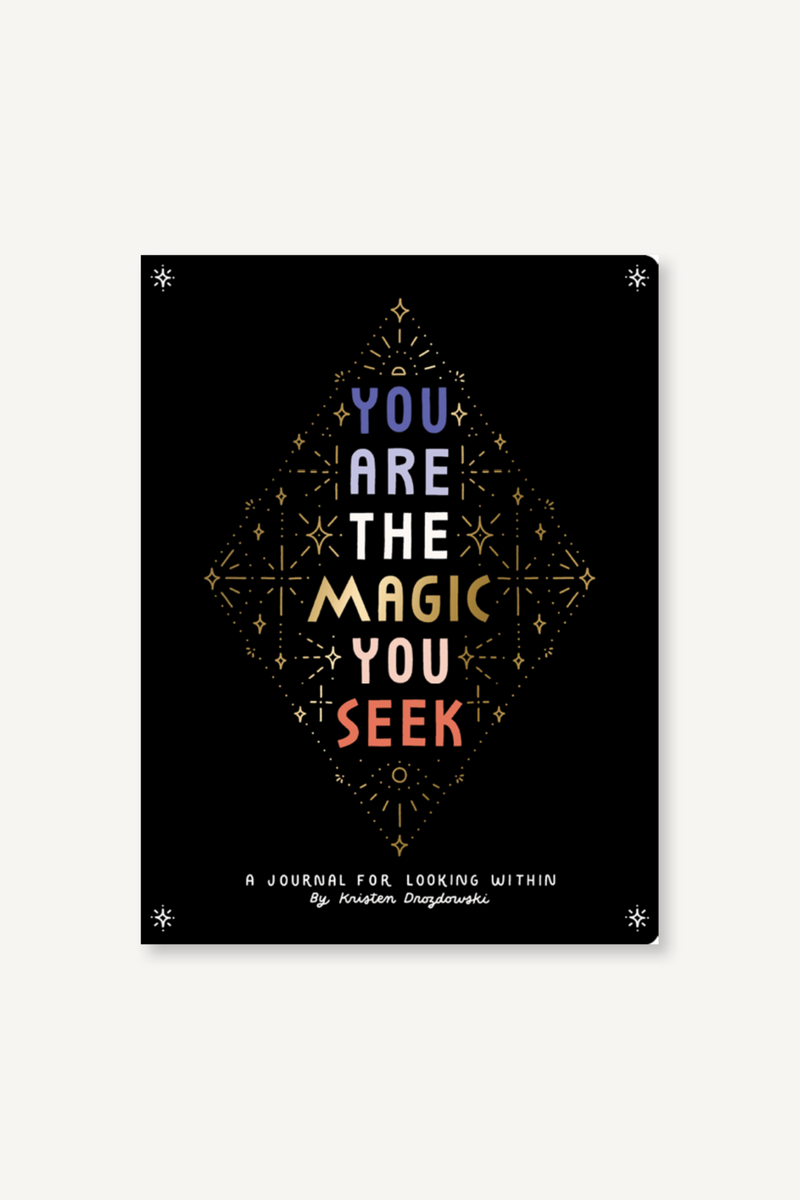 You Are The Magic Journal