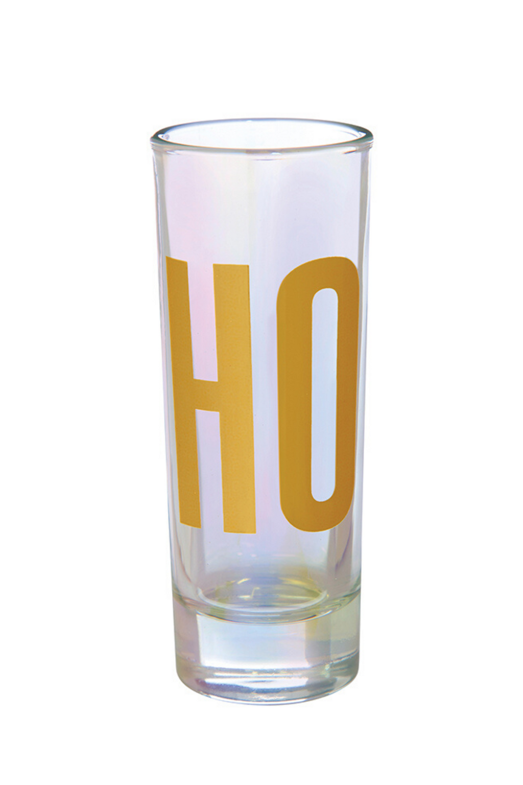 Ho Ho Ho Shot Glass Set of 3