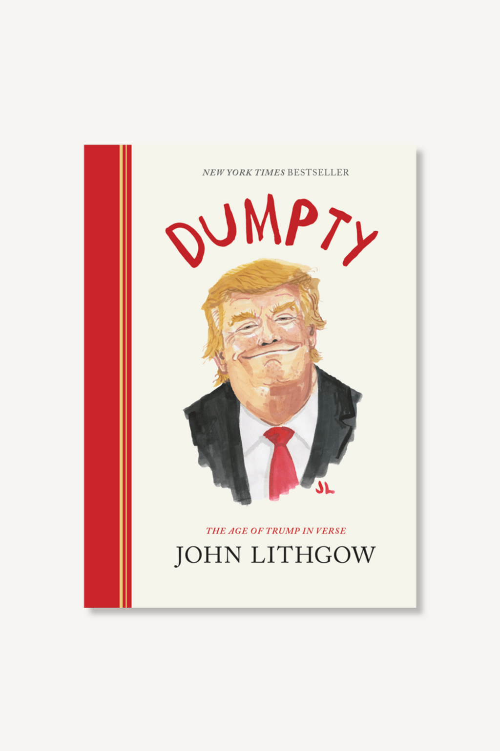 Dumpty: Age Of Trump Book