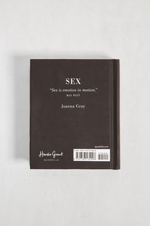 Little Book Of Sex