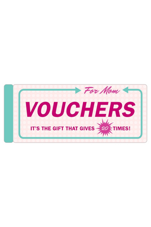 Knock Knock Vouchers For Mom