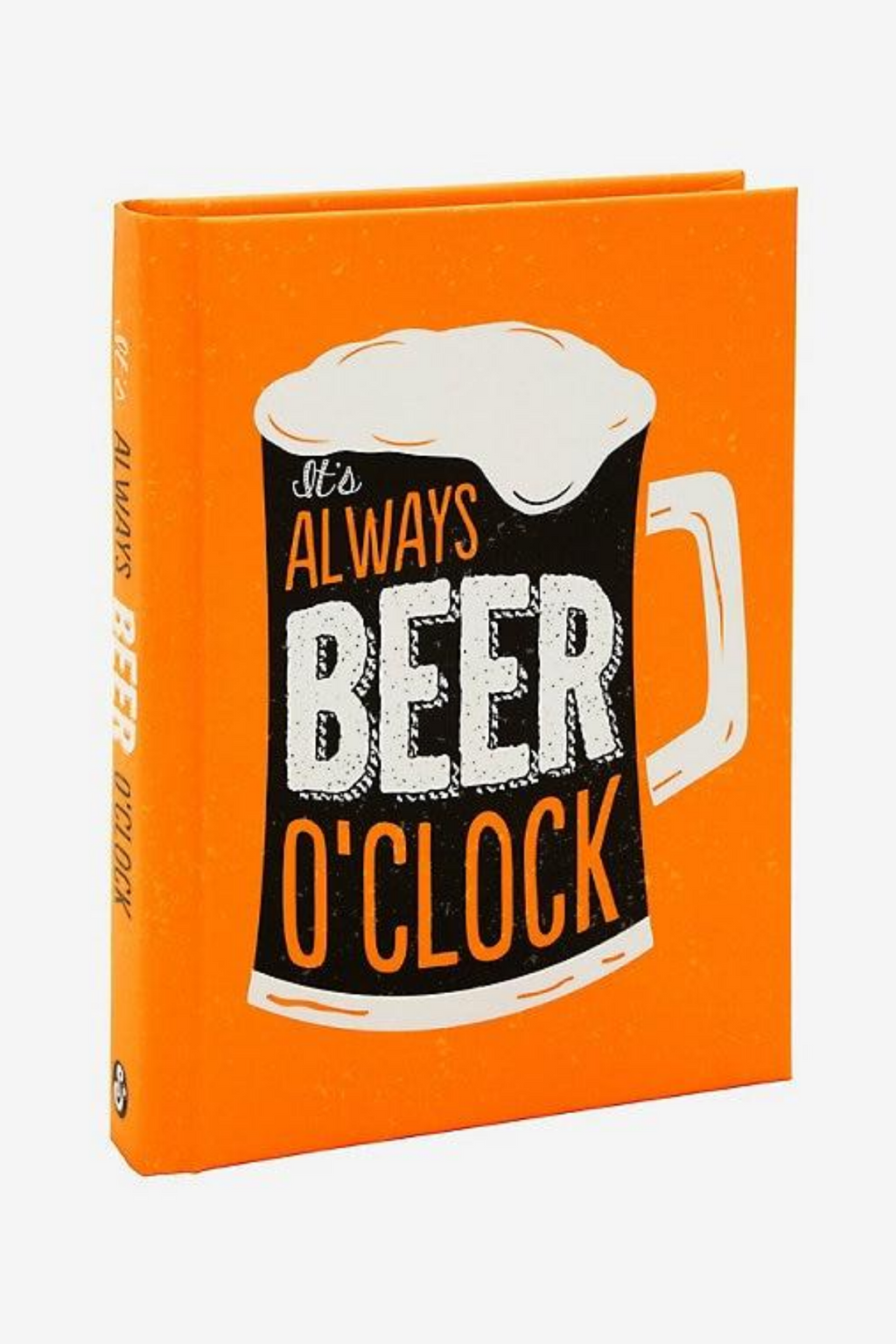 It's Always Beer O'Clock Book
