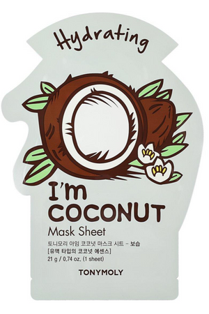 TONYMOLY Coconut Sheet Mask