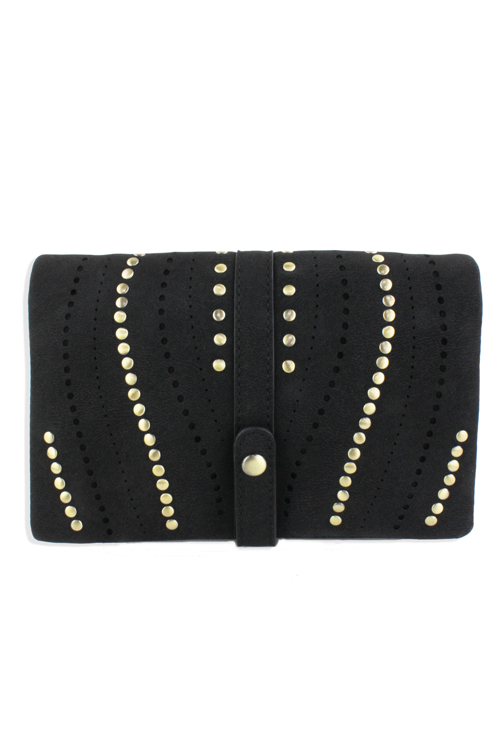 Mini Studded Crossbody Bag