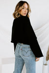 Role Model Cropped Pullover