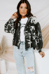 Levity Distressed French Terry Jacket
