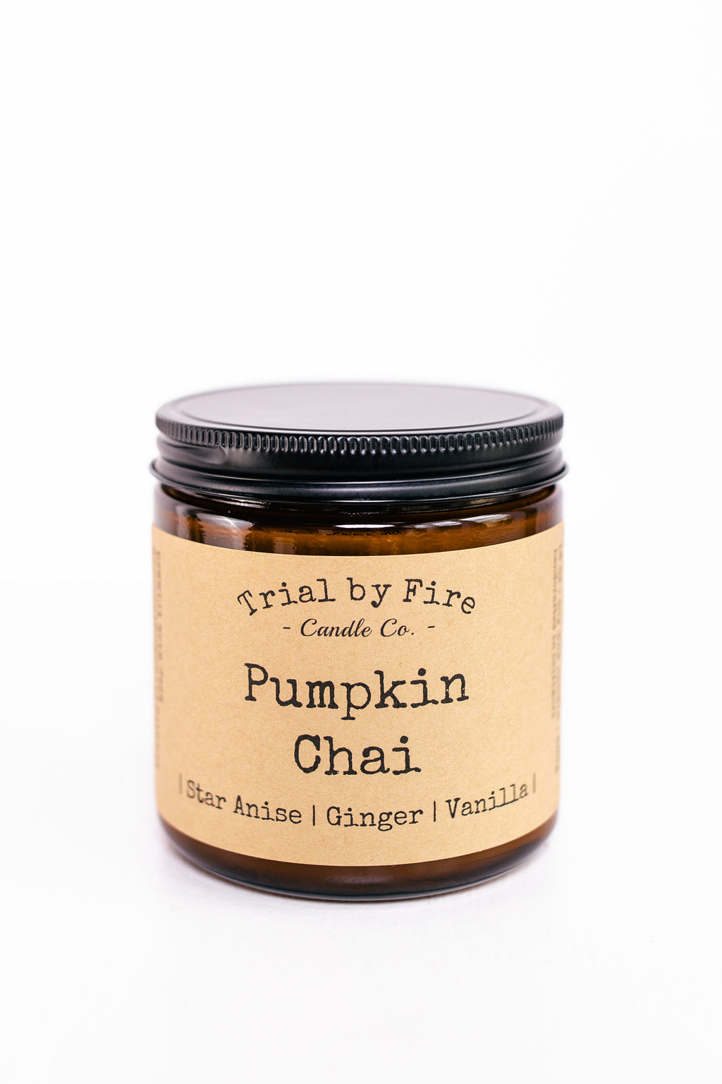 Pumpkin Chai 16oz. Candle