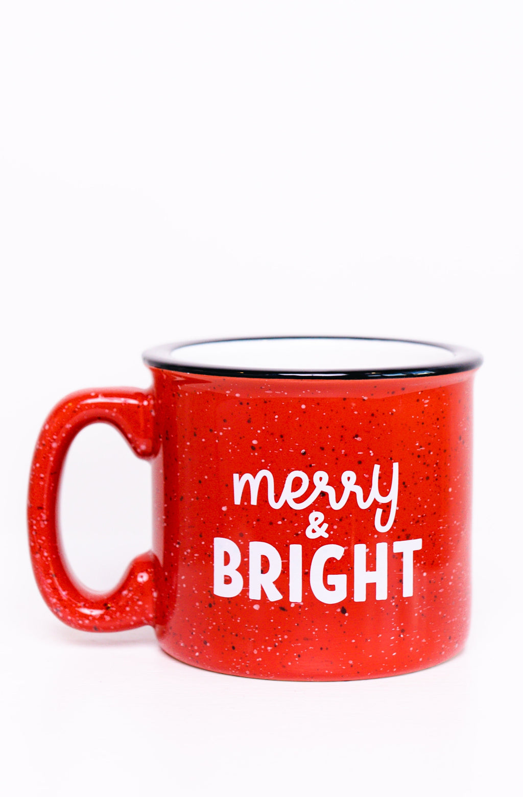 BRIGHTSIDE The Label Merry & Bright Mug