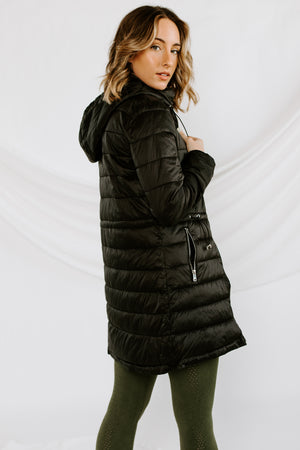 Stand The Heat Puffer Jacket