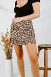Wild Nature Mini Skirt