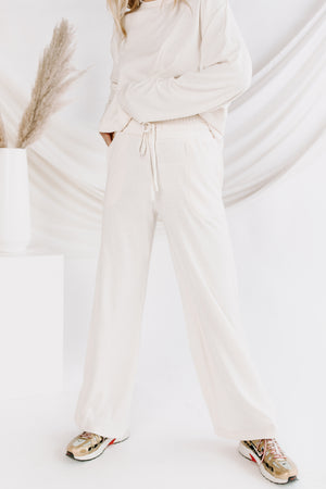 Z Supply Kim Terry Slub Pant