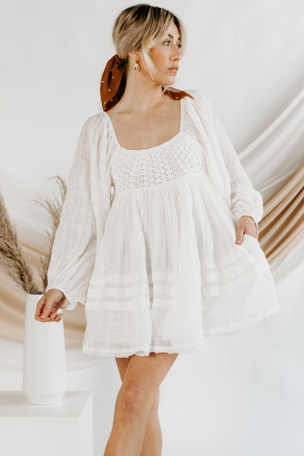 Free People Ari Mini Dress