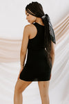Wait For You Ribbed Tank Dress