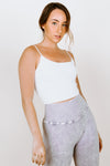 Twist Of Fate Cropped Cami