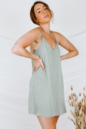 Spring Issue Tank Dress