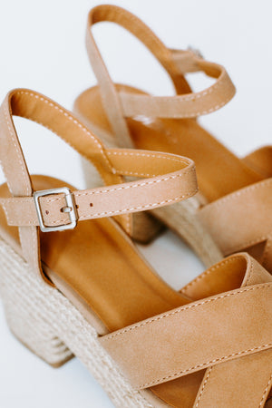 Take Me Out Wedge Heel