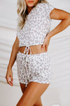 Wildest Dreams Leopard Short