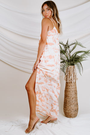 Breezy Days Tie Dye Maxi