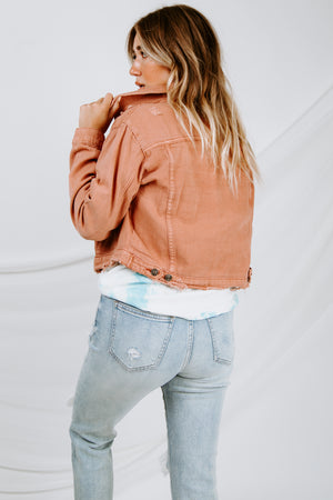Working It Out Cropped Jacket
