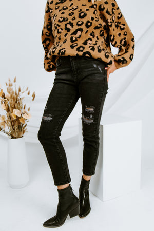 Open Road Straight Leg Jeans