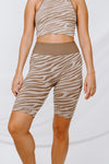 Trail Blazer Zebra Bike Short