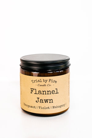 Flannel Jawn 16oz. Candle