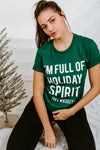 BRIGHTSIDE The Label - Holiday Spirit Tee