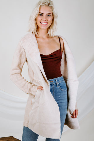 Free People Big Sky Hi Neck Pullover