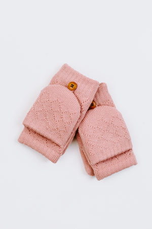Convertible Mitten Gloves