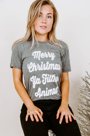 BRIGHTSIDE The Label Filthy Animal Tee