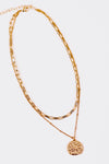 Athena Layered Necklace