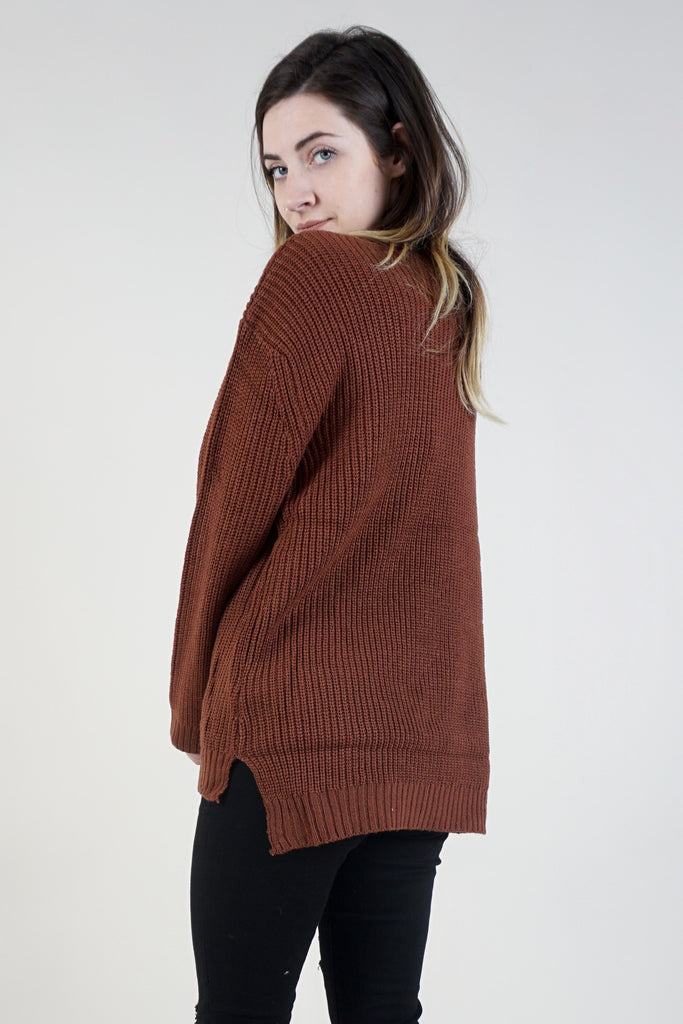 Long Vows Sweater