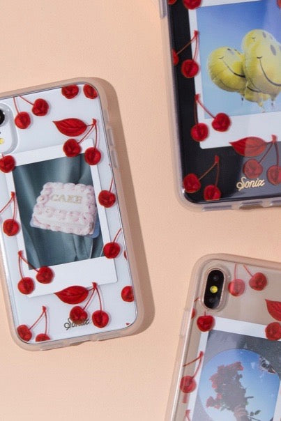 Sonix Cherry Photo Phone Case
