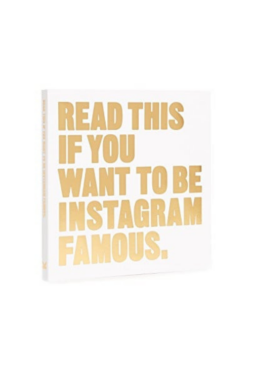 Instagram Famous Book