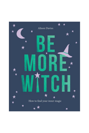 Be More Witch Book