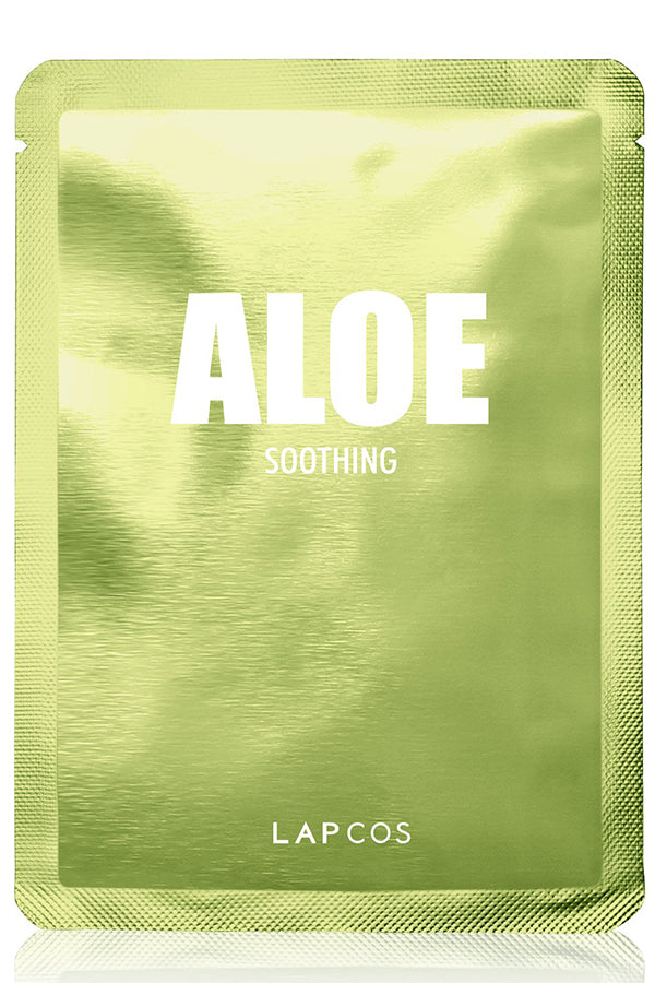 Lapcos Aloe Soothing Mask
