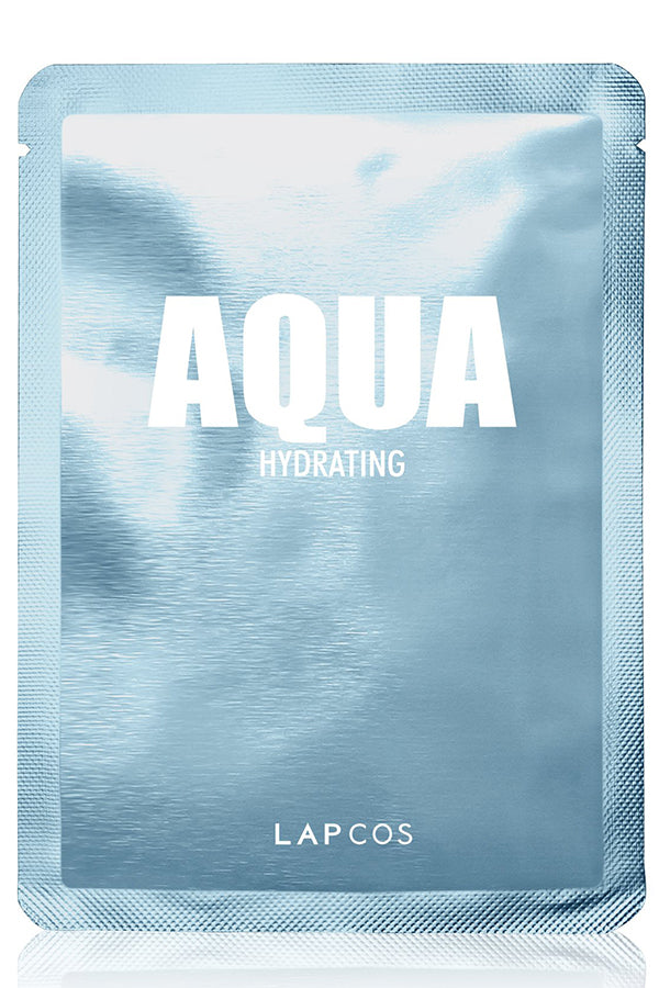 Lapcos Aqua Hydrating Mask
