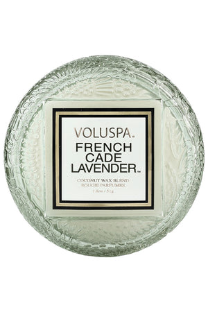 Voluspa Macaron Candle - French Cade & Lavender