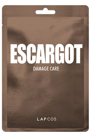 Lapcos Escargot Damage Care Mask