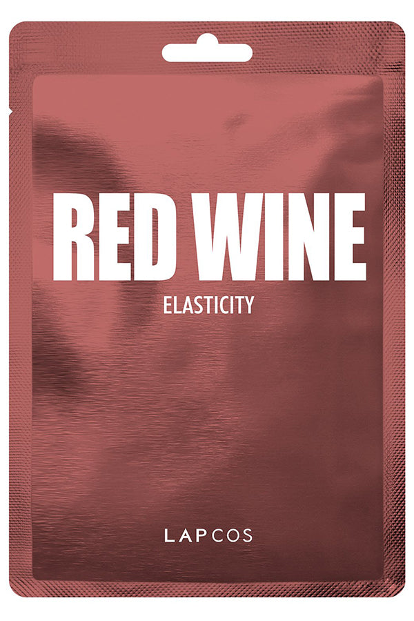 Lapcos Red Wine Elasticity Mask