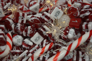 Merry Critmas! Candy Cane Dice