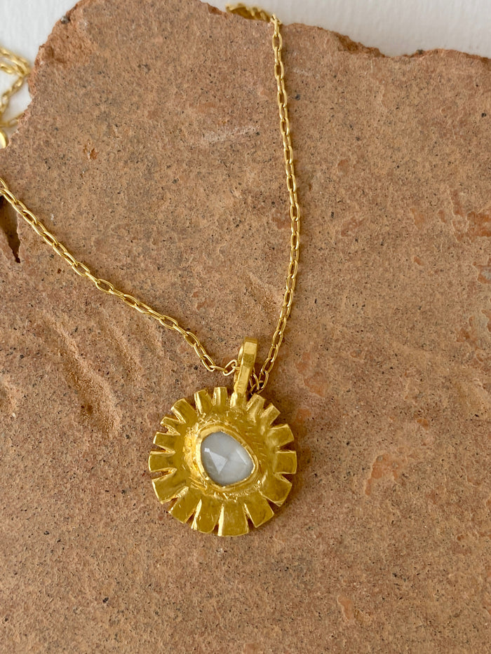 Helios Necklace // Ready to Ship