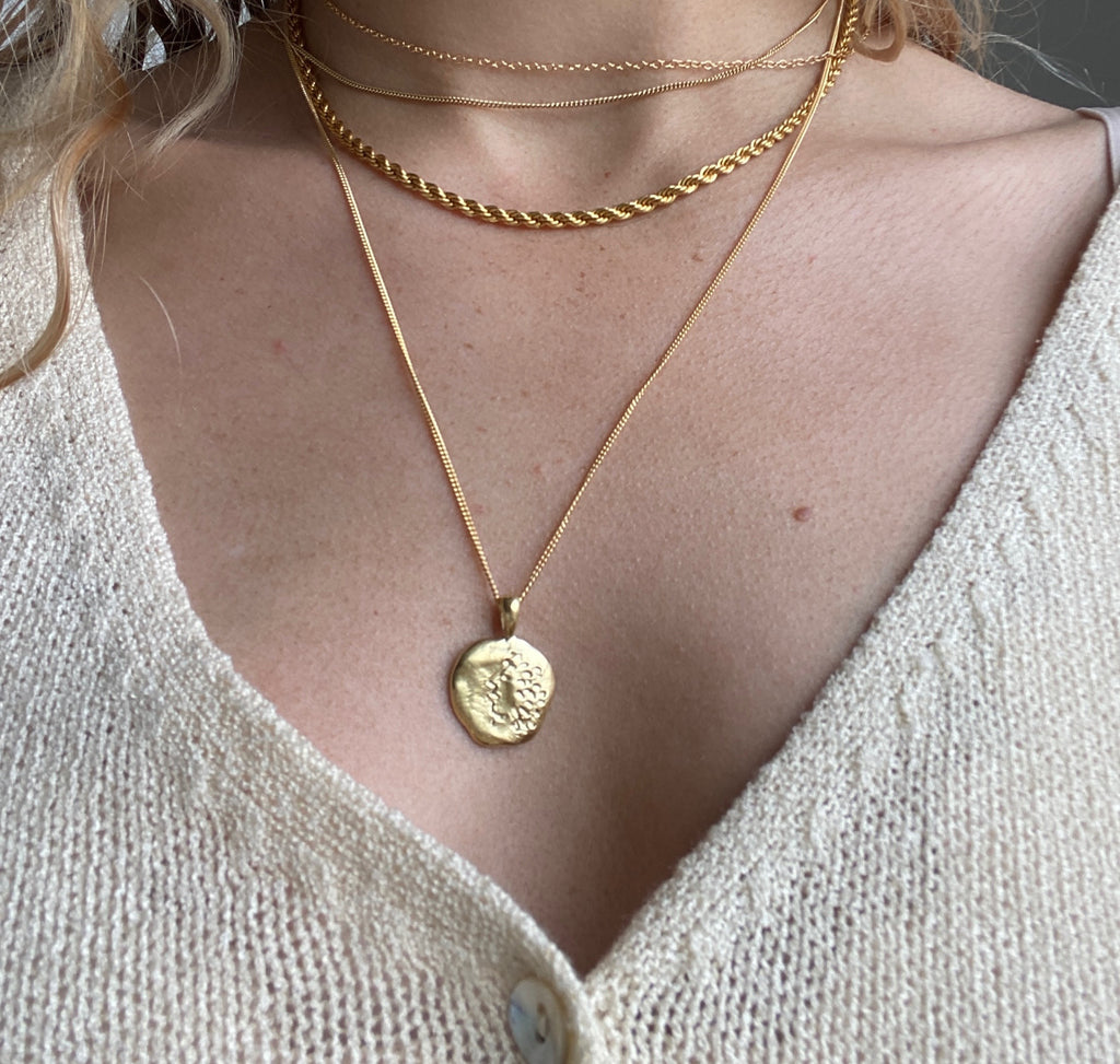 Apollo Necklace // Ready to Ship