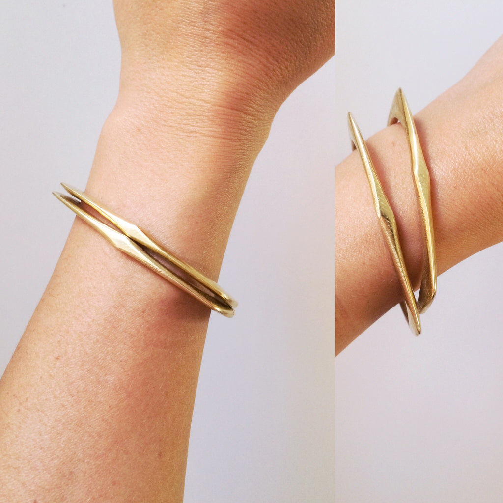 Fin Cuff // Ready to Ship